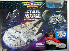 Star Wars - Faucon Millenaire - Millenium Falcon - Micro Machines