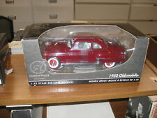 ERTL American Muscle Authentics 1950 Oldsmobile scale 1:18 in Original BOX!  NEW