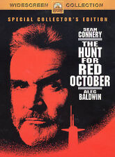 The Hunt for Red October [New DVD] Subtitled, Widescreen