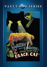 The Black Cat - DVD - 1934 - Boris Karloff - Bela Lugosi
