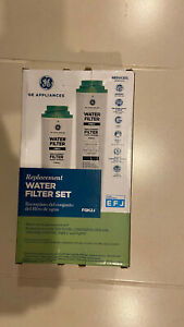 NEW Sealed GE FQK2J Dual Flow Advanced Filtration Water Filter Replacement