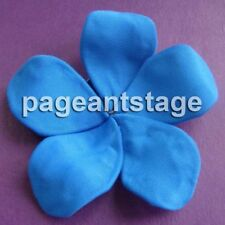 Super Stretch Flower for National Pageant Dress RO BLUE