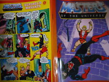 Quaderno Fumetto Vintage anni 80 HE-MAN MASTER OF THE UNIVERSE cover.1  [G.131]