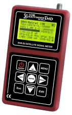 ALPSAT SatFinder 3HD Slim DVB-S/S2 Digitalmeter mit Echtzeit-Spectrum