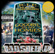 Goodbye to My Homies [PA] by Master P * SILKK, C MURDER, NO LIMIT, SEALED, OOP