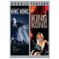 King Kong 1933/ King Kong 1976 DVD Double Feature