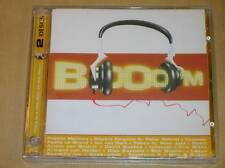 BOITIER 2 CD / BOOOM !! / 38 ORIGINAL DANCE TRACKS / NEUF SOUS CELLO
