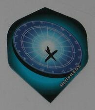 3 Sets (9 Flights) Ruthless - DARTBOARD CLOCK Standard - Free Shipping 1739