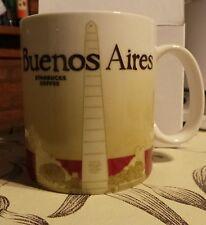 Starbucks 16oz Mug fron Obelisco and tango sku  Buenos aires Argentina
