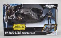 DC The Dark Knight Rises Battle for Gotham City Batmobile with Batman Figure