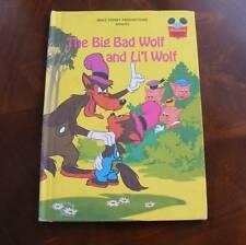 The Big Bad Wolf & Li'l Wolf Stated First American ED