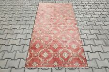 "Turkish Rug Runner Rug Area Runner Kitchen Runner Rug Anatolia Rug 3'1x6'4"" 2434"