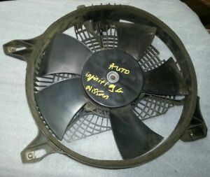 NISSAN INFINITI 1994 MODEL SINGLE RADIATOR COOLING THERMO FAN FITS 92-96