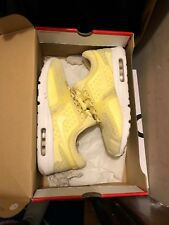 Nike Air Max Zero BReathe Mens 903892-700 Lemon Chiffon Running Shoes Size 10.5