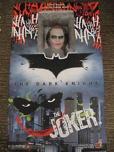 2008 HOT TOYS THE JOKER  DARK KNIGHT 1:4 SCALE FIGURE BATMAN toy Harley Quinn