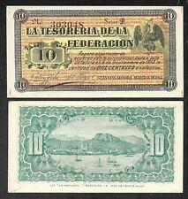 Mexico - Sonora - Old 10 Centavos Note - 1914 - S1058 - AU/Unc