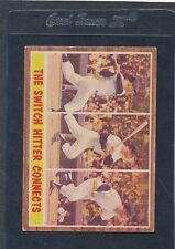 1962 Topps #318 Mickey Mantle IA VG/EX 62T318-50116-1