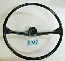 USED ORIGINAL ...  '65 - '68 TRIUMPH TR4 / TR4A STEERING WHEEL    H037