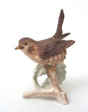 Vintage Goebel (W.Germany) Wren Bird Figurine CV108 1970s