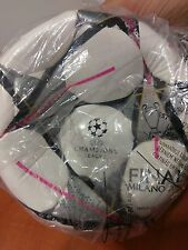 Mini Ball Champions League Final 2016 Real Madrid Atletico San Siro Milano Rare