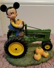 MAGICAL HARVEST MICKEYS FARM LIVIN WITH JOHN DEERE COLLECTION MICKEY MOUSE