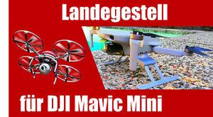 Landegestell für DJI Mavic Mini - Landefüße Zubehör für Drohne