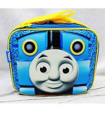 NWT Thomas the Train Tank Engine  Insulated Lunch Box Bag Newest Style Face