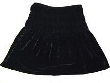 Vince velvet skirt sz 8 dark brown NEW $185