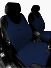 2 Navy Blue Front Vest Car Seat Covers Protectors For Mercedes Benz A Class