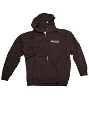 Sparco Racing WWW-ZIP Zipped Sweats Sweater Hoodie Pullover (100% Genuine)