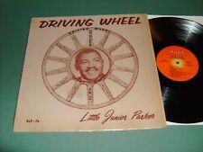 LITTLE JUNIOR PARKER DRIVING WHEEL LP RECORD DUKE-76 NM- HOUSTON,TX BLUES