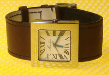 Women's MOSCHINO TIME 4 PEACE Quartz Watch * VERY GOOD USED *
