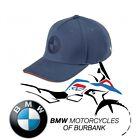 Logo Cap Genuine BMW Motorrad Motorcycle STYLE 2021