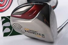 CLEVELAND HIBORE XLS MONSTER TOUR DRIVER/ 9.5°/ STIFF FUJIKURA SHAFT/ CLDHIB070