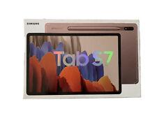 Samsung Galaxy Tab S7 2020 - 128GB, Wi-Fi, 11 in - Mystic Bronze-
