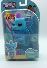 Wowee Fingerlings - Interactive Baby Dragon - Tara (Blue with Purple)