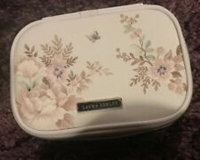 Laura Ashley Travel Jewelry Case New Without Tags