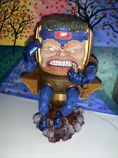 Marvel Legends Toy Biz MODOK BAF 100% Complete Build A Figure