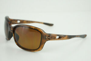 Oakley DISGUISE Tortoise Brown/Brown Gradient Polarized OO9158-14 61-15 126