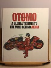 Otomo: A Global Tribute To he Mind Behind Akira art book / NEW