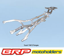 Ducati 1199 Panigale 2012- Motoholders Alu Rahmenheck Rear frame Heckrahmen 12-