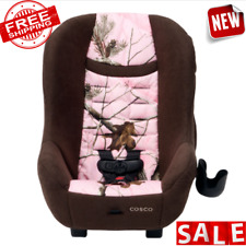 CAR SEAT BABY BOOSTER Infant Travel Safety Toddler Chair Convertible Child Pink