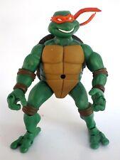 Figurine tortue Ninja TMNT playmates toys 2003 mike 12 cm turtles