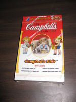 Campbell Kids Trading Card Box