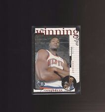 1996-97 UD3 The Winning Edge #W5 Larry Johnson New York Knicks