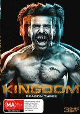 Kingdom (2014): Season 3  - DVD - NEW Region 4