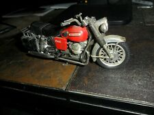 Polistil Ms Moto Guzzi Special Motorcycle Bike 1/15 Scale Vintage Made in Italy