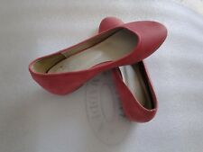 Pink Hidden Heel Shoes Size 36