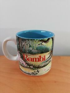 Vintage Walt Disney Classic BAMBI Made in Japan Disney Classic Mug Cup- VGC