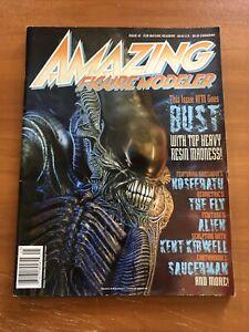 amazing figure modeler magazine issue # 45 Alien Cover